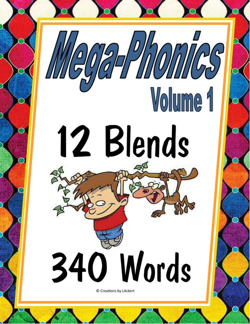Mega-Phonics (Volume 1)