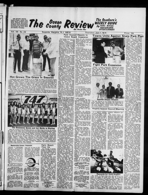 Review July 1971