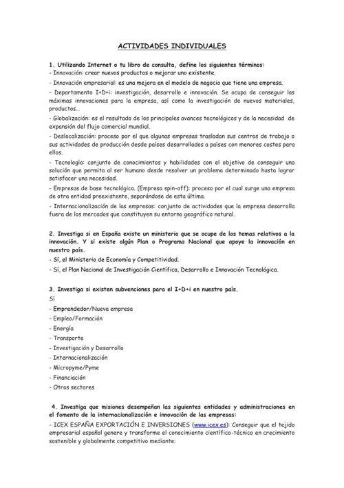 Tema 6 Actividades individuales