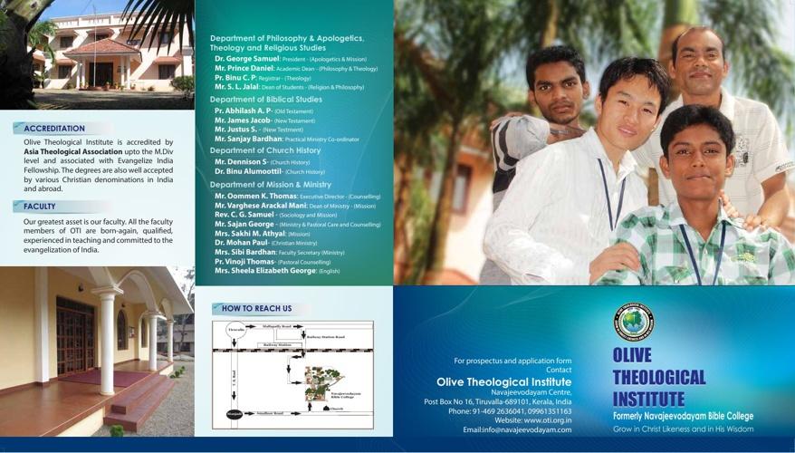 OTI Brochure