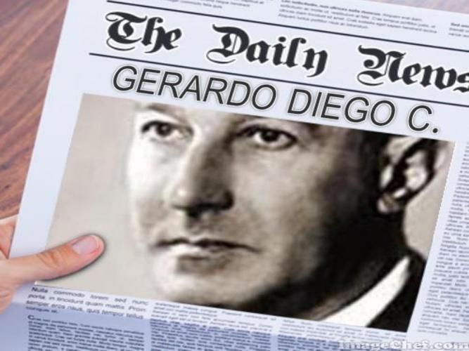 GERARDO DIEGO OFICIAL