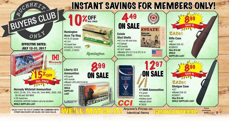 Ad 1721 E.sale Instant Savings