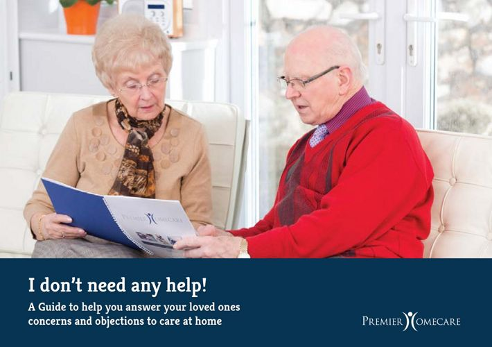 Premier Homecare - Top Tips for organising home care