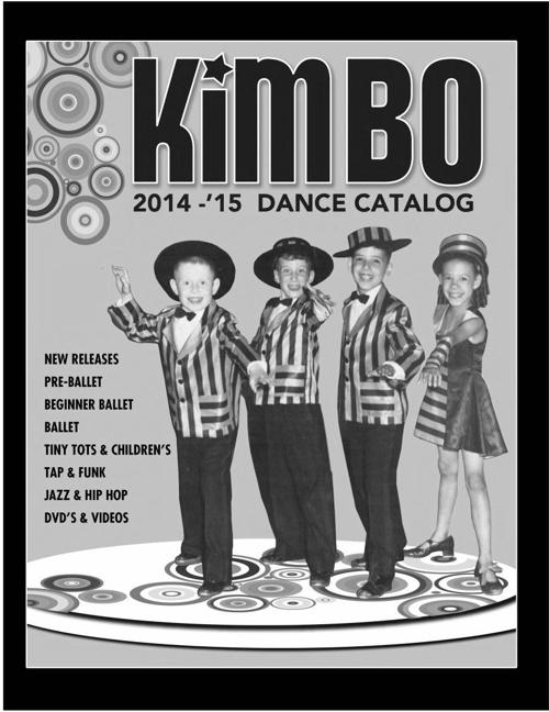 2014-2015 Dance Catalog