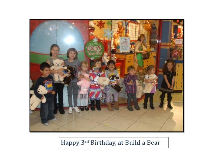 Eboni 3rd Birthday