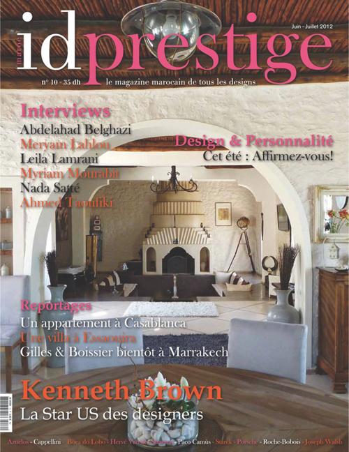 Kenneth Brown Design | idPrestige