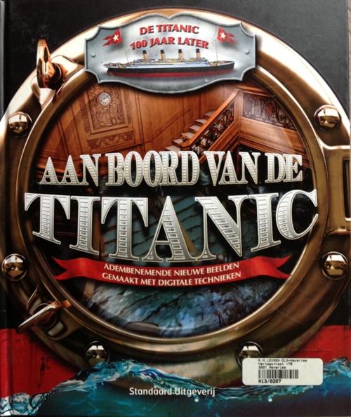 Titanic boek