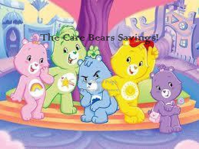 Care Bear Savings