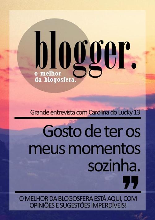 BLOGGER - O Melhor da Blogosfera (1)