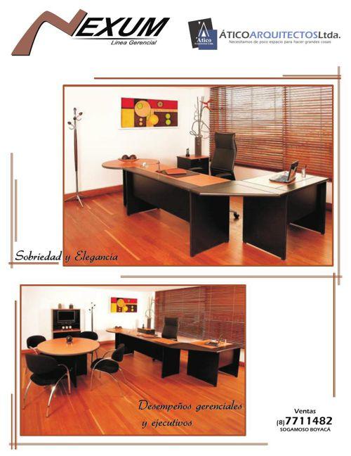 Catalogo Ejecutivo Nexum