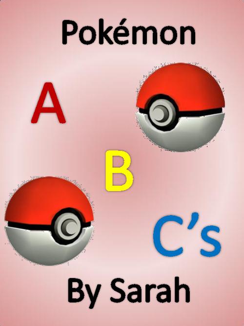 Pokémon ABC's by Sarah