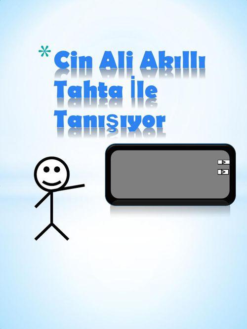 CİN ALİ