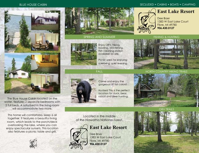 East Lake Cabins