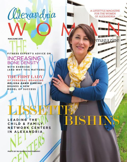 Alexandria Woman magazine - May/June 2015
