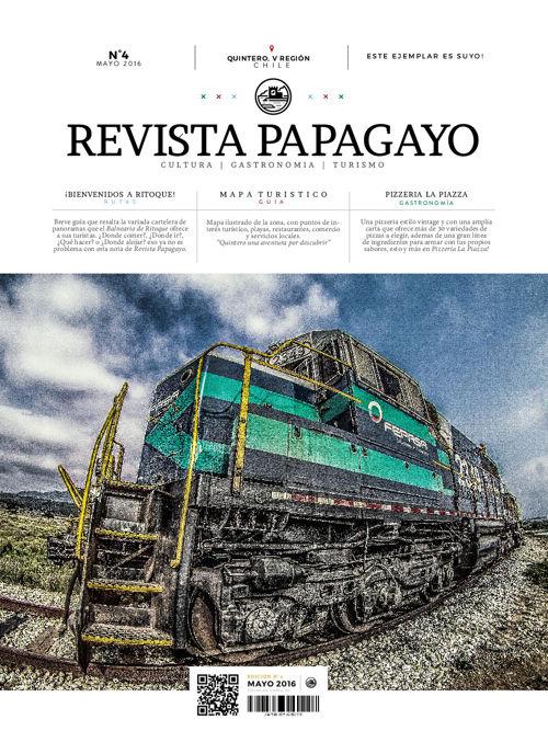 Revista Papagayo Nº4
