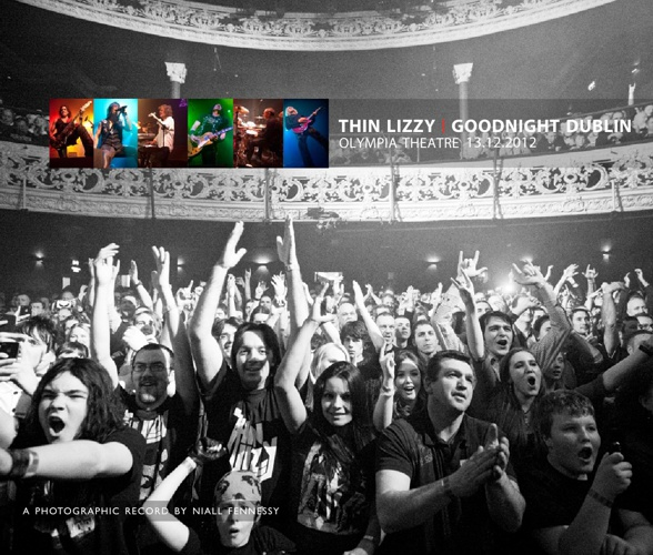 Thin Lizzy - Goodnight Dublin