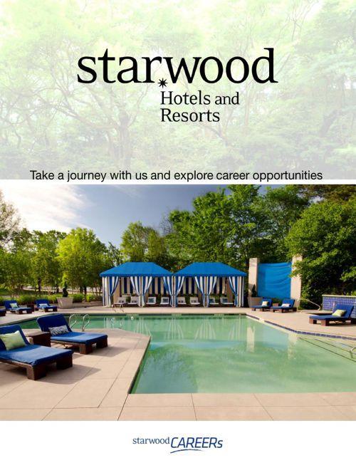 Starwood Careers Month