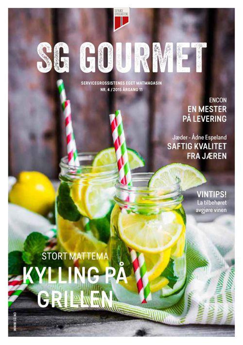 G Gourmet - Magasinproduksjon #4