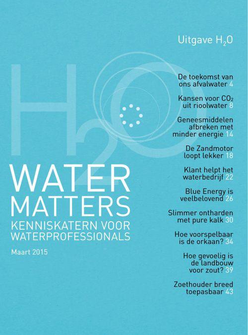 Water Matters Maart 2015
