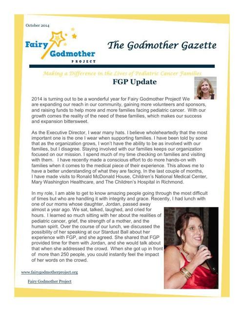 The Godmother Gazette