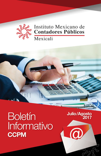 Boletín Informativo - Julio-Agosto 2017