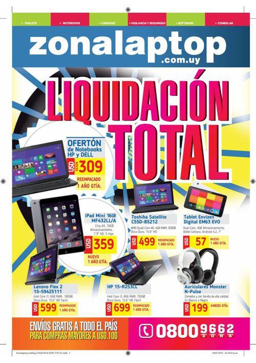 LiquidacionTotalZonaLaptop