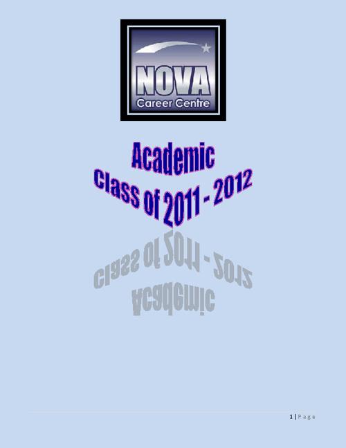 Nova's FG Yearbook