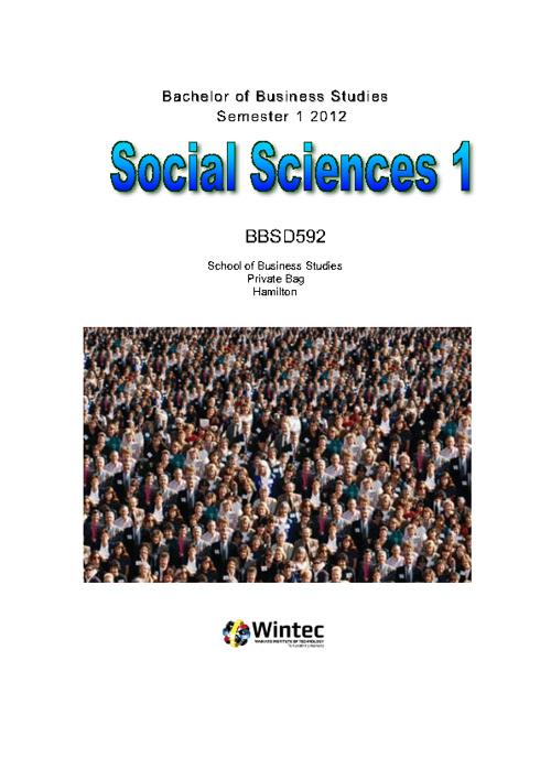 Soc Sci 1