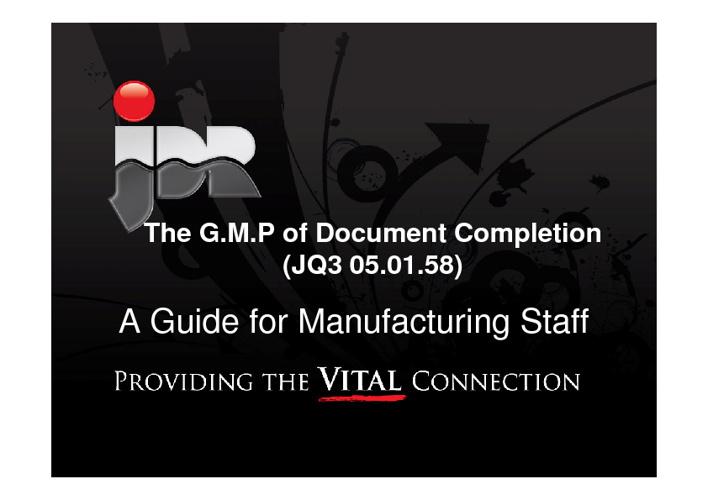 Guide to GMP Rev 02