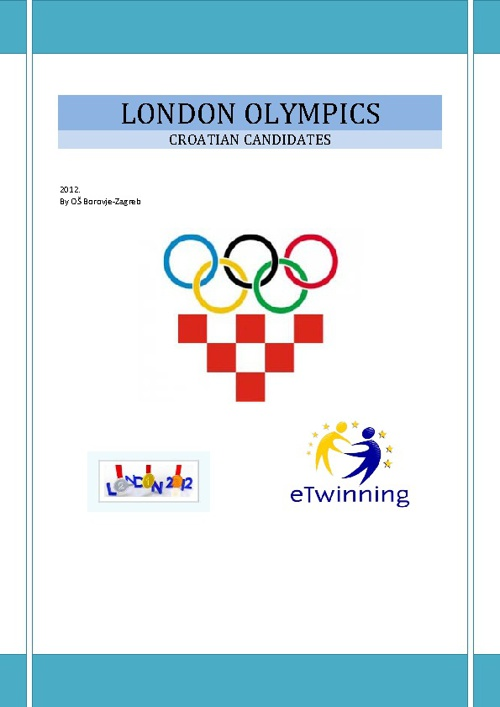 Croatian olympic candidates