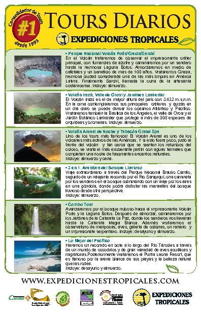 Tours Diarios