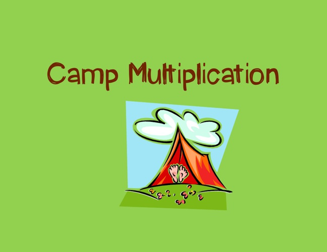 Camp Multiplication!