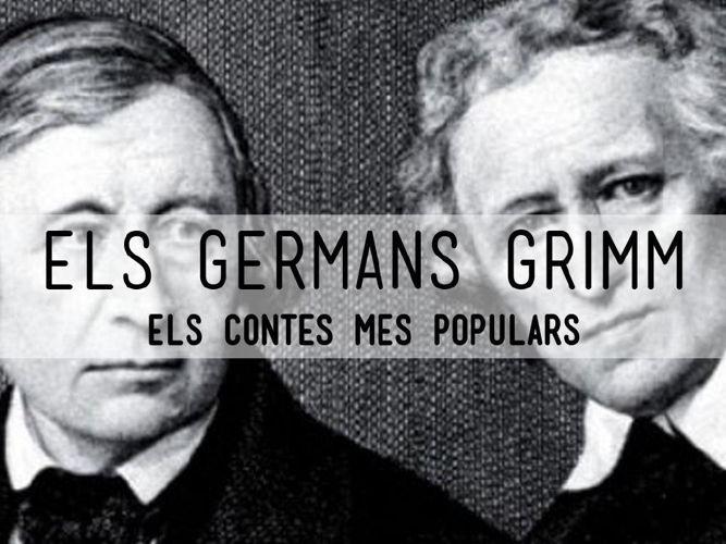ELS GERMANS GRIMM