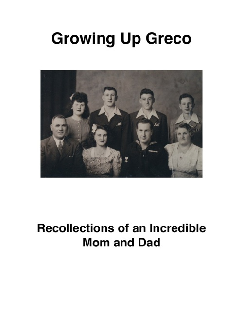 Growing Up Greco