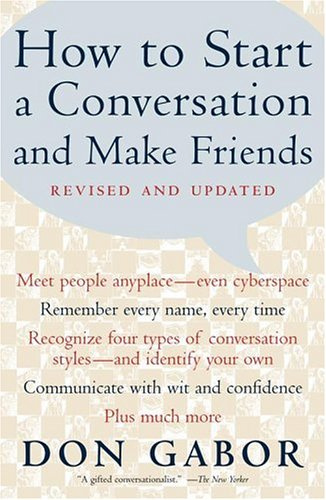 How To Start Conversation And Make Friends