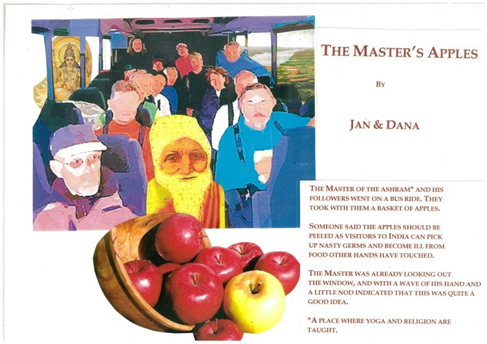 The Masters Apples