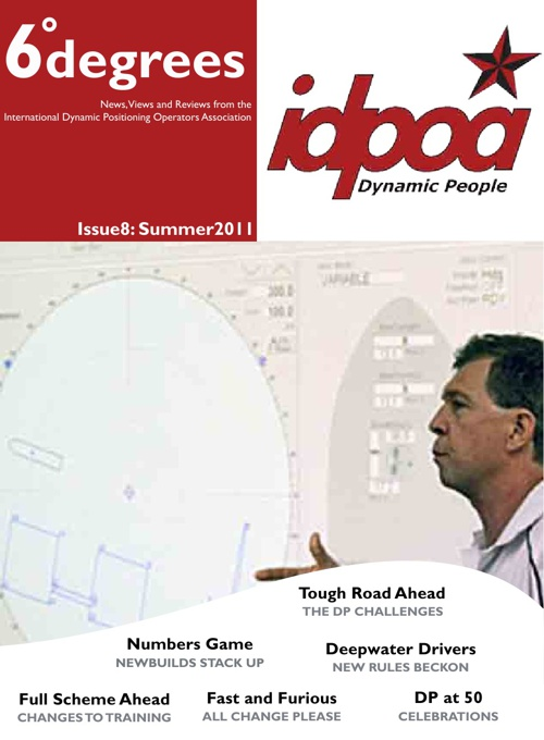 IDPOA 6degrees Issue 8 Summer 2011