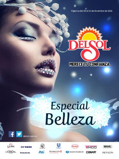 Folleto Del So - Especial Belleza - Diciembre 2016