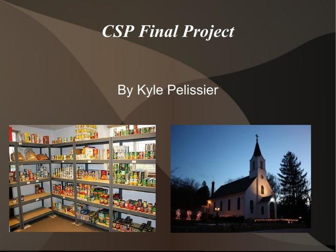 Q4 CSP Final Project Presentation