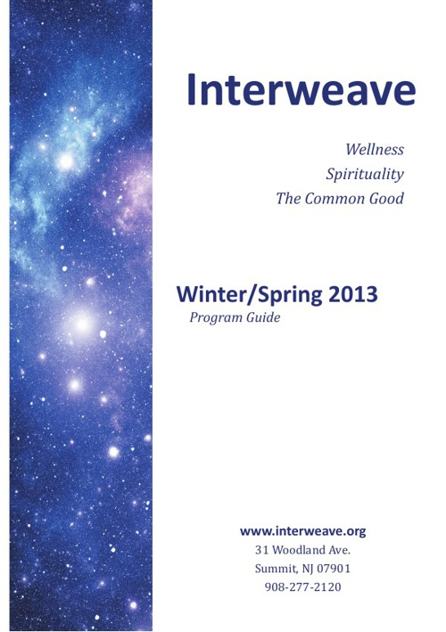 Interweave Winter/Spring 2013 Catalog