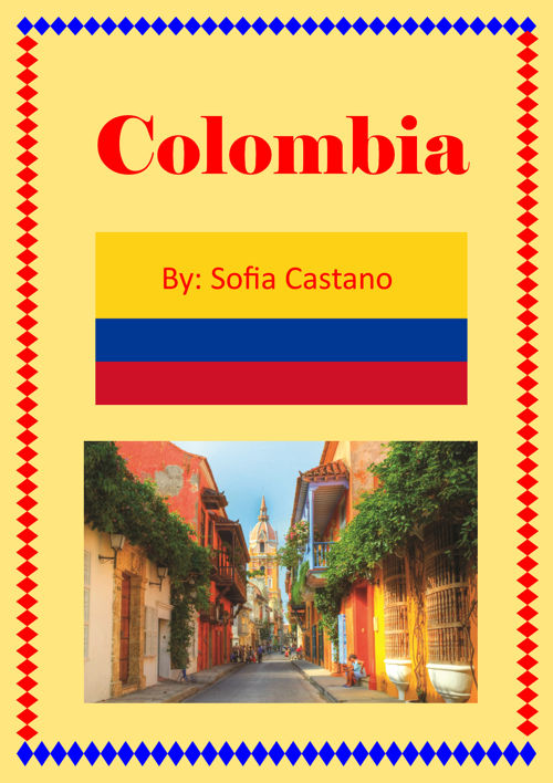 colombia publisher project
