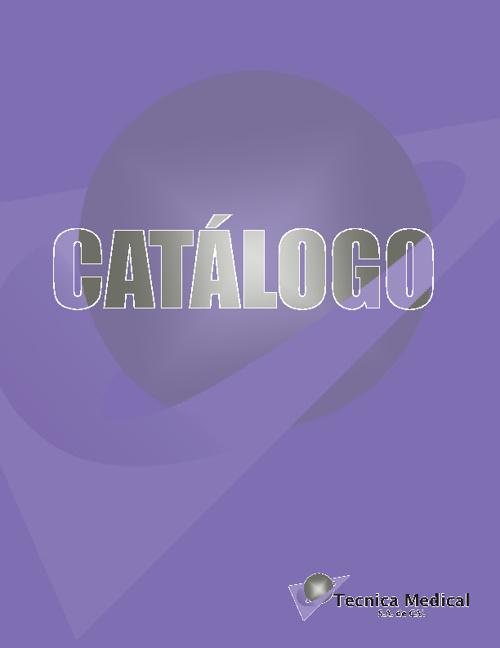 Catálogo Tecnica Medical