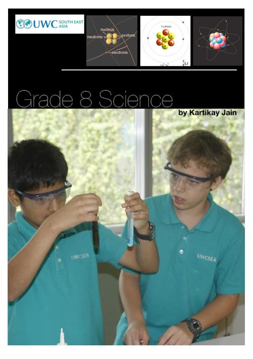 Kartikay's Science Notes