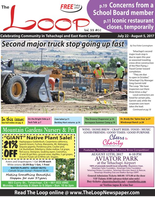 The Loop Newspaper Vol 33 No 01