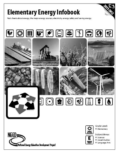 NEED Elementary Energy Book
