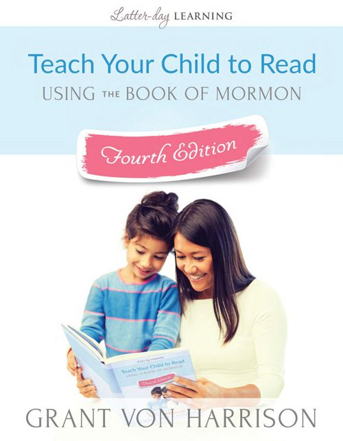 Teach Your Child to Read Using the Book of Mormon