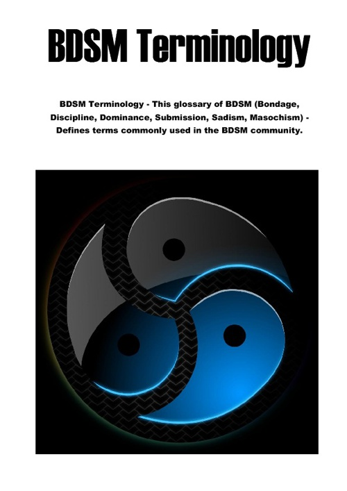 Copy of BDSM Terminology