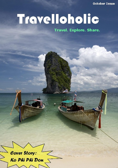 Travelloholic 1st Issue