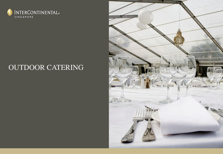 Outdoor Catering_InterContinental Singapore