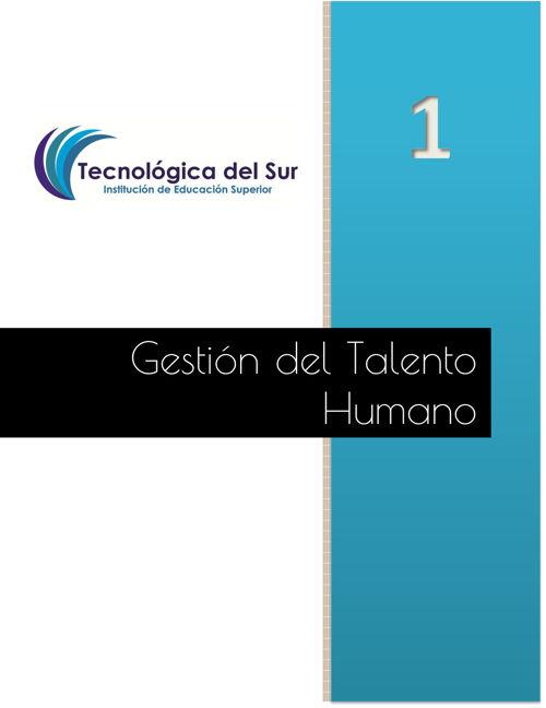 RECURSOS HUMANOS UNIDAD 1